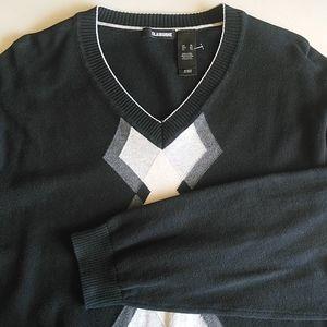 Claiborne sweater shirt